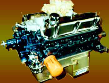 347 Ford Stroker Engine
